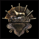 Wages of Innocence ~ ring (bronze) - Laura Flook