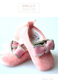 Shoes - Baby Ballerina - pink - le faire - Le Petit Tom - 1