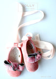 Shoes - Baby Ballerina - pink - le faire - Le Petit Tom - 3