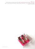 Shoes - Lucy Rosebud - fuchsia - le faire - Le Petit Tom - 3