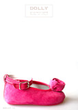 Shoes - Lucy Rosebud - fuchsia - le faire - Le Petit Tom - 7