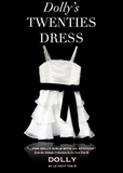 The Twenties Dress - white - le faire - Le Petit Tom - 1