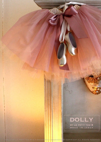 Shoes - Baby Ballerina - platino - le faire - Le Petit Tom - 1