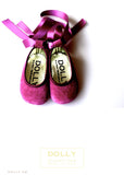 Shoes - Baby Ballerina - amethyst - le faire - Le Petit Tom - 4