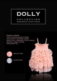 Bubble Dress - ruby - le faire - Le Petit Tom - 3