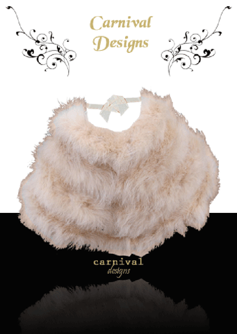 Classic Cape (CD#0001) - le faire - Carnival Designs - 1