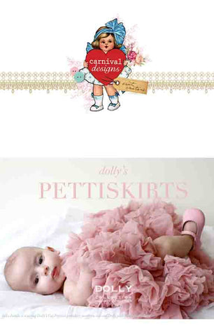 Pettiskirts - le faire - Le Petit Tom