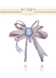 Cameo Bow - le faire - Carnival Designs - 1