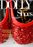 Shoes - Lucy Ballerina - red glitter - le faire - Le Petit Tom - 6