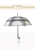 French Parasol - Eiffel Cream - le faire - -------- - 1