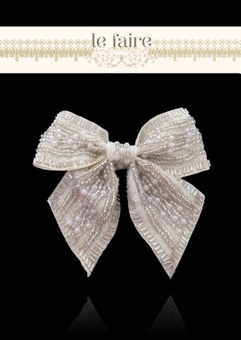 Gemstone Bow - le faire - Carnival Designs