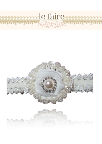 Gemstone Headband - le faire - Carnival Designs