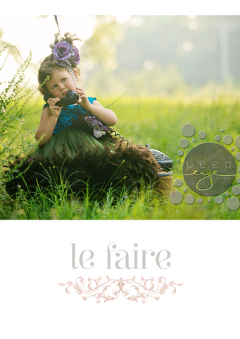 On The Wings Of An Angel - CUSTOM ORDER - le faire - Love Baby J - 5