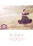 On The Wings Of An Angel - CUSTOM ORDER - le faire - Love Baby J - 6