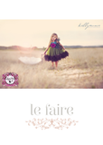 On The Wings Of An Angel - CUSTOM ORDER - le faire - Love Baby J - 8