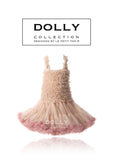 PettiDress - cream & dusty pink - le faire - Le Petit Tom - 2