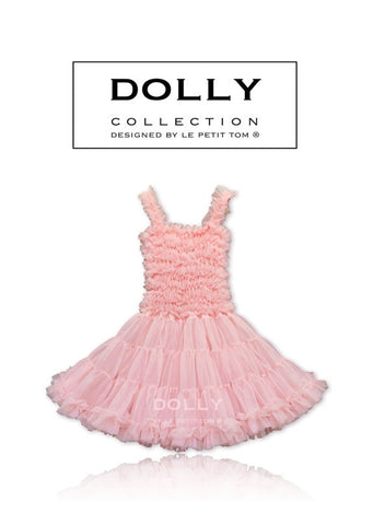 PettiDress - rose pink - le faire - Le Petit Tom - 1