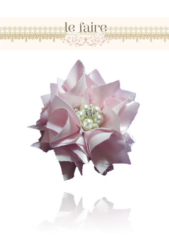 Sienna Flower - le faire - Carnival Designs