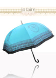French Parasol - Frou Frou Teal - le faire - -------- - 2