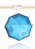 French Parasol - Frou Frou Teal - le faire - -------- - 1
