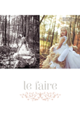 Unforgettable - CUSTOM ORDER - le faire - Love Baby J - 5