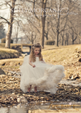 Vintage Bridal Dreams - CUSTOM ORDER - le faire - Love Baby J - 3