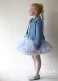 Pettiskirt - Alice in Wonderland - blue - le faire - Le Petit Tom - 4