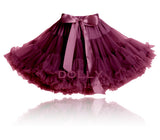 Pettiskirt - Superwoman - aubergine - le faire - Le Petit Tom - 2