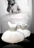 Ballet Dress - Ivory - le faire - Le Petit Tom - 1