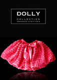Rosettes Balloon Skirt - fuchsia - le faire - Le Petit Tom - 2