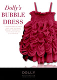 Bubble Dress - ruby - le faire - Le Petit Tom - 2
