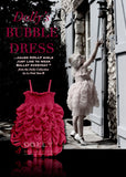 Bubble Dress - ruby - le faire - Le Petit Tom - 1
