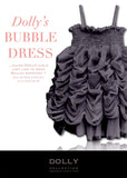 Bubble Dress - dark grey - le faire - Le Petit Tom - 2
