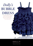 Bubble Dress - dark blue - le faire - Le Petit Tom - 2