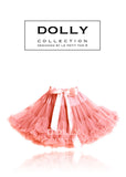 Pettiskirt - Queen of Fairies - coral - le faire - Le Petit Tom - 2