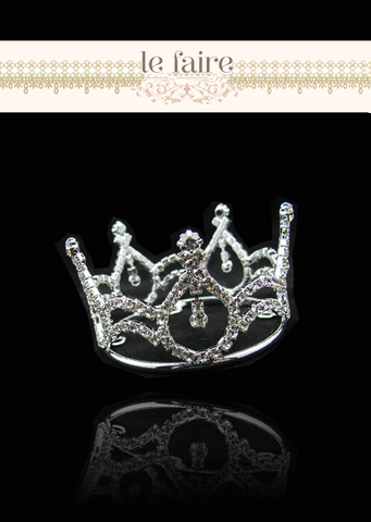 Crown Hairpiece - le faire - Le Faire