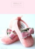 Shoes - Baby Ballerina - pink - le faire - Le Petit Tom - 4