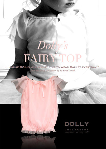 Fairy Top - le faire - Le Petit Tom - 1