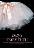 Fairy Tutu - off white / ballet pink - le faire - Le Petit Tom - 2