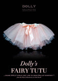 Fairy Tutu - off white / ballet pink - le faire - Le Petit Tom - 1