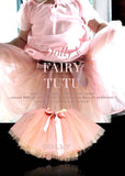 Fairy Tutu - cream / dusty pink - le faire - Le Petit Tom - 1
