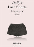 Lace Shorts with Big Bow - off white - le faire - Le Petit Tom - 2