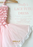 Lace Tutu Dress - pink - le faire - Le Petit Tom - 2