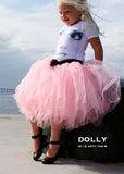 Romantic Long Tutu - Black - le faire - Le Petit Tom - 7