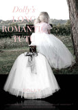 Romantic Long Tutu - White - le faire - Le Petit Tom - 2