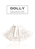 Pettiskirt - Marilyn Monroe - immaculate white - le faire - Le Petit Tom - 2