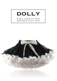 Pettiskirt - Black Beauty - black & white - le faire - Le Petit Tom - 2