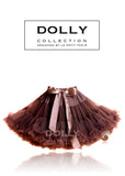 Pettiskirt - Little Mermaid - dark brown - le faire - Le Petit Tom - 2