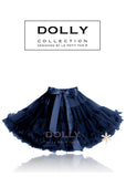Pettiskirt - Snow Queen - dark blue - le faire - Le Petit Tom - 2