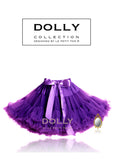 Pettiskirt - Beauty Queen - dark purple - le faire - Le Petit Tom - 2